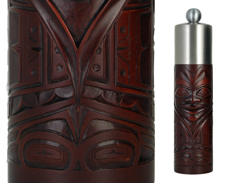 Native Chief Salt or Pepper Mills by BOMA